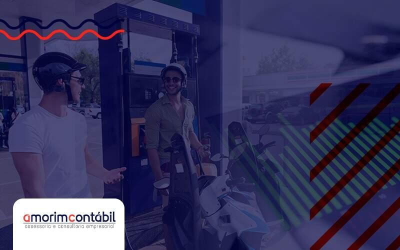 Descubra Como Realizar O Fluxograma Dos Processo Do Seu Posto De Gasolina Post - Amorim Contabil | Contabilidade em Goiás